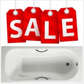Распродажа ванн Roca